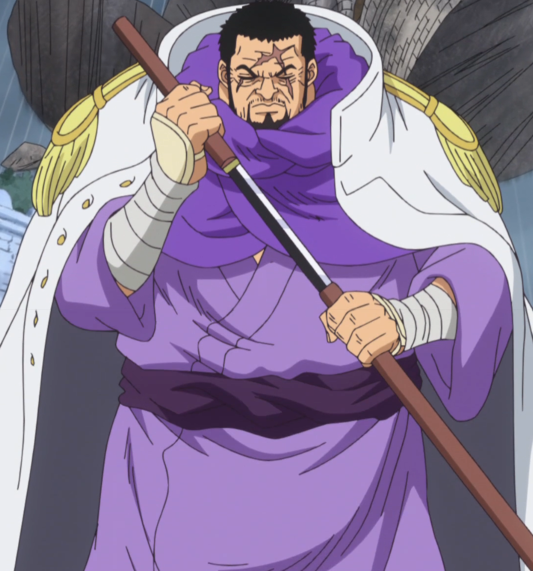 7 One Piece Characters Who Can Defeat A Yonkō: Strongest 30 One Piece Characters